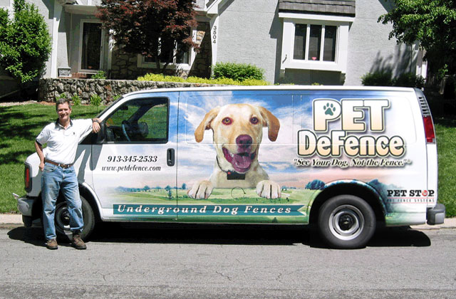 Pet DeFence Hidden Electronic Dog Fencing Systems